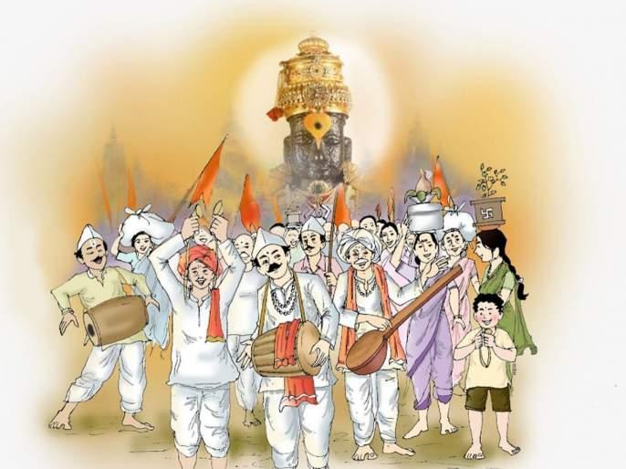 We will dismiss Vitthal-Rukmini temple committee after completion of code of conduct: Ajit Pawar | आचारसंहिता संपल्यानंतरविठ्ठल- रुक्मिणी मंदिर समिती बरखास्त करू : अजित पवार