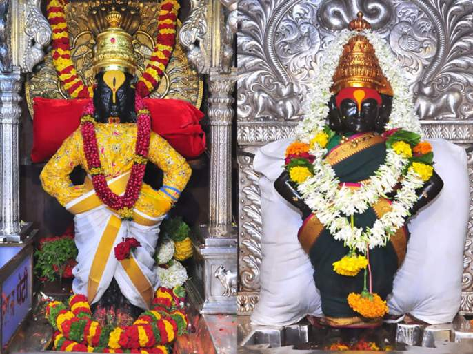 Gaurigrishak Bhaktakara Pandurang Kotiyoduj! | गोरगरीब भक्तांचा पांडुरंग झाला कोट्यधीश !