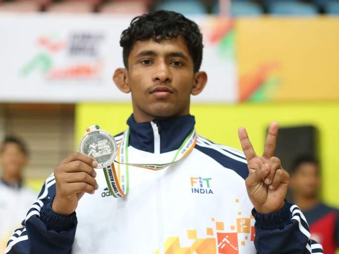 Khelo India: Maharashtra's golden start in wrestling | खेलो इंडिया : कुस्तीतही महाराष्ट्राची सुवर्ण सुरुवात
