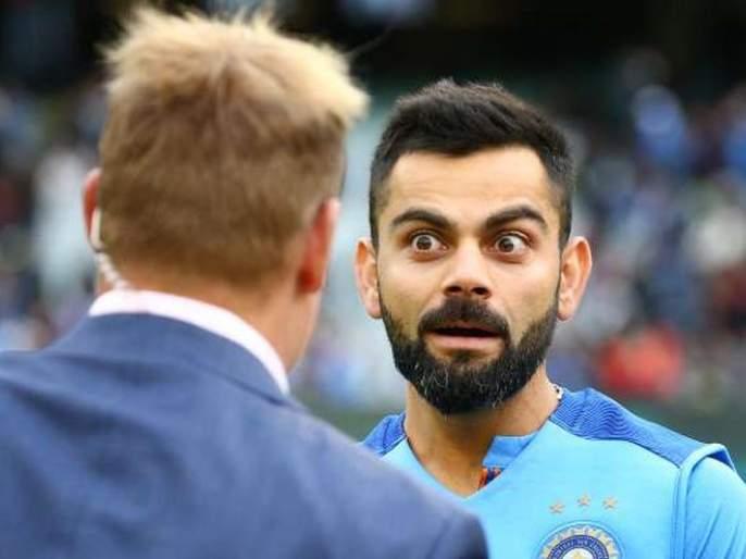 Virat Kohli is a good leader, but not the best captain ... Said shane Warne | विराट कोहली चांगला लीडर, पण सर्वोत्तम कर्णधार नाही... सांगतोय शेन वॉर्न