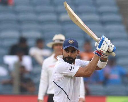 Virat kohli overtook Sachin tendulkar and MS Dhoni without scoring a century | शतक न झळकावता विराटने सचिन आणि धोनीला मागे सारले