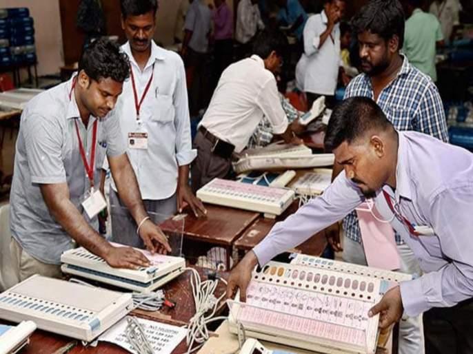 Administration ready for vote counting | मतमाेजणीसाठी प्रशासन सज्ज ; नेहमीपेक्षा लागणार दाेन तास अधिक
