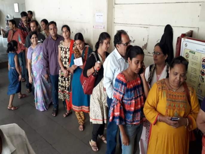 Maharashtra Election 2019 : Pune's voter percentage is low, tremendous voting in rural | महाराष्ट्र निवडणूक २०१९ : पुणेकरांचा मतदारांचा टक्का कमीच, ग्रामीणमध्ये भरभरून मतदान