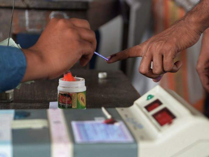 Tough fight will be held in 117 seats in the country including 14 constituencies. | राज्यातील १४ मतदारसंघांसह देशात ११७ जागांवर आज होणार 'टफ फाइट'