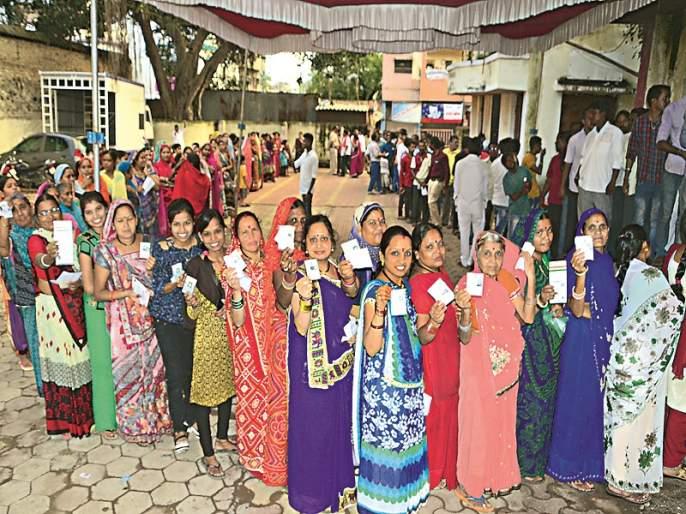 Maharashtra Election 2019 : Aurangabad Central: The fate of 3 candidates closed in EVM machine | Maharashtra Election 2019 : औरंगाबाद मध्य : १४ उमेदवारांचे भवितव्य ईव्हीएम यंत्रामध्ये बंद