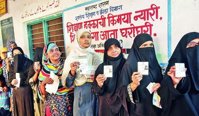 Maharashtra Assembly Election 2019: Central Nagpur: Who will be the 'Central'? Voting 50.88% | Maharashtra Assembly Election 2019 :मध्य नागपूर : 'मध्य' साधणार कोण?मतदान ५०.८८ %