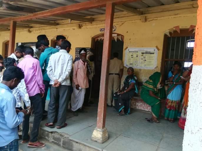 Maharashtra Election Voting Live : दुसऱ्या टप्प्यामध्ये राज्यातील दहा मतदारसंघात 61.22 टक्के मतदान | Maharashtra Election Voting Live : दुसऱ्या टप्प्यामध्ये राज्यातील दहा मतदारसंघात 61.22 टक्के मतदान