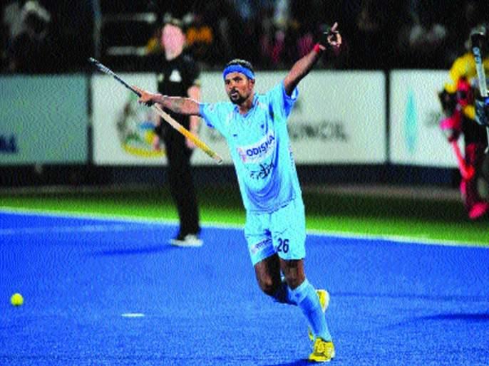 Hockey Series: India's tour of Australia starts on a winning note | हॉकी मालिका : भारताची आॅस्ट्रेलिया दौऱ्यात विजयी सुरुवात