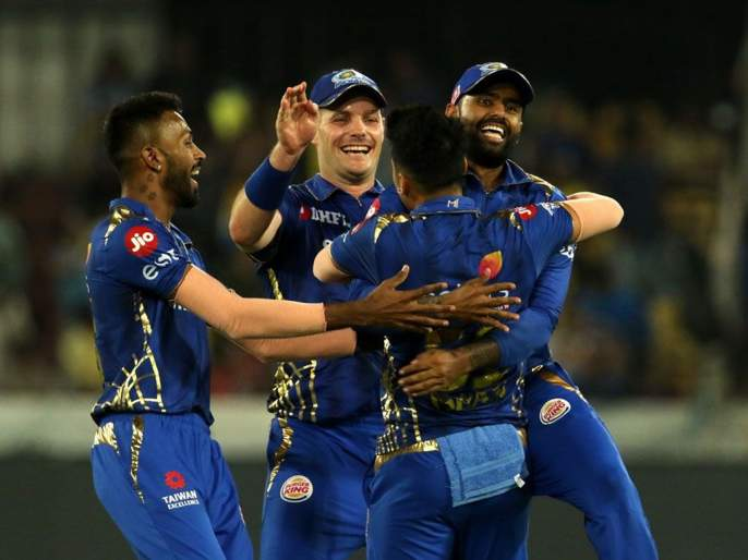 IPL 2019 Final, MI VS CSK Live Update, Mumbai Indians VS chennai supper kings match Score, Highlights, In Marathi: Who will win fourth time IPL cup... Mumbai Indians or Chennai Super Kings   IPL 2019 Final, MI VS CSK : जसप्रीत बुमरा ठरला मॅन ऑफ द मॅच