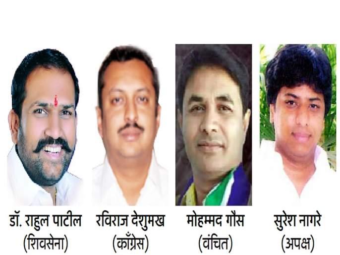Maharashtra Election 2019 : Newbie's challenge to Shiv Sena in Parbhani's Balekilla | Maharashtra Election 2019 : परभणीच्या बालेकिल्ल्यात सेनेसमोर नवख्यांचे आव्हान