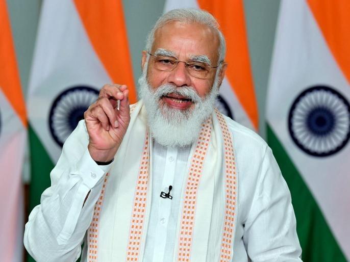 Diwali 2020 PM Modi greets nation on Diwali, hopes for 'brightness and happiness' | Diwali 2020 : पंतप्रधान मोदी, राष्ट्रपतींकडून देशवासीयांना दिवाळीच्या शुभेच्छा