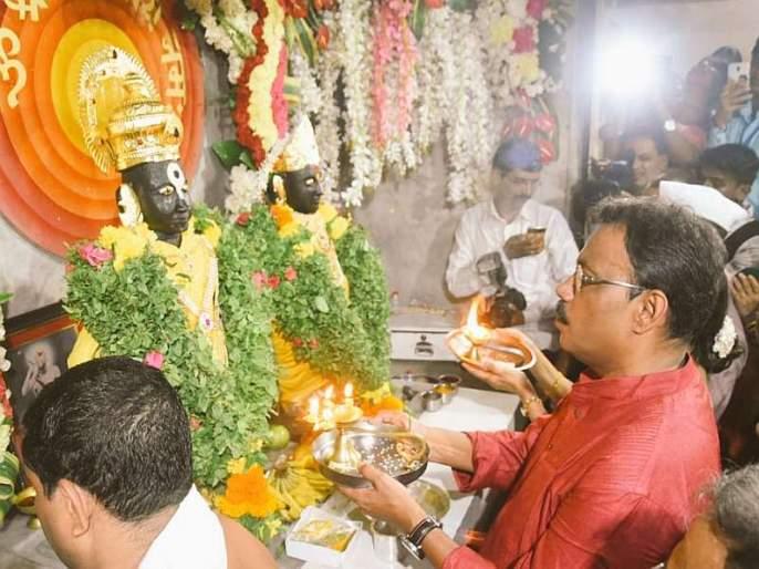 Madhukar Ramdas Joshi awarded of Gyanoba-Tukaram Award for the Government of maharashtra, vinod tawade | आषाढी एकादशी : मधुकररामदासजोशीयांना राज्यशासनाचा ज्ञानोबा-तुकारामपुरस्कार घोषित