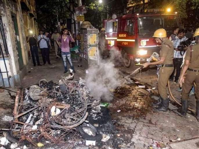 Election Commission takes action in West Bengal, publicity in 9 constituencies   पश्चिम बंगालमध्ये निवडणूक आयोगाची कारवाई, 9 मतदारसंघांत उद्या रात्री 10 वाजल्यापासून प्रचारबंदी