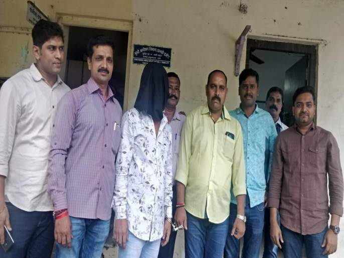 The accused again arrested after 6 years of absconded | ७ वर्षांपासूनफरार आरोपी पुन्हा जेरबंद