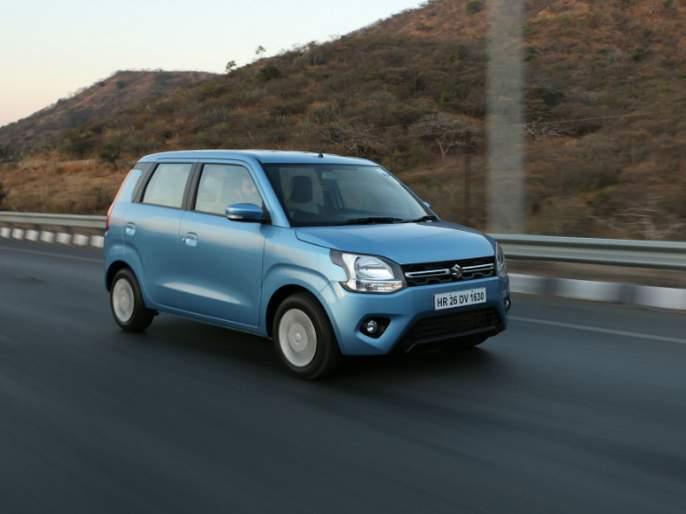 maruti suzuki wagon r s cng bs6 launched in india | Marutiनं लाँच केली WagonR S-CNG, जाणून घ्या किंमत आणि फीचर्स