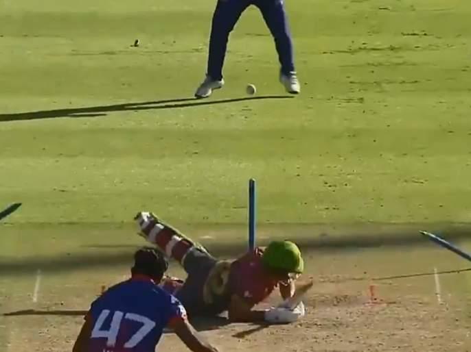 Video: Wahab Riaz sends Roelof van der Merwe's stumps flying with stunning yorker in Mzansi Super League | Video : पाक गोलंदाजाचा अप्रतिम यॉर्कर; चेंडू समजण्यापूर्वीच उडाले स्टम्प्स, पण...