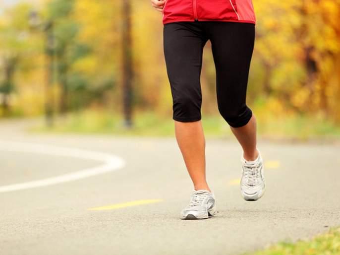 Do a six minute walk test at home every day!   दररोज घरच्या घरी करा सहा मिनिटे वॉक टेस्ट!