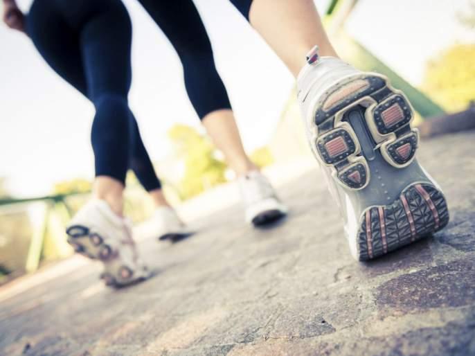 Health Tips: Benefits of Walking, know when to walk and how long, Reserch | वजन कमी करण्यासाठी तुम्ही कधी आणि किती चालता? वाचा फिट राहण्याचा सोपा फंडा, रिसर्च