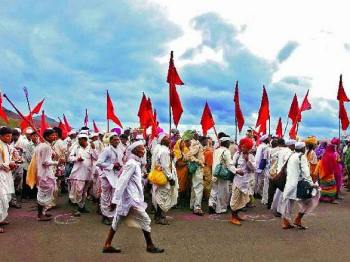 pandharpur wari means meeting of happiness | तुका झालासे कळस, भजन करा सावकाश...