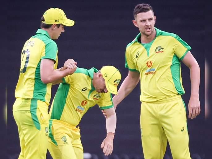 India vs Australia : David Warner, Pat Cummins to miss remaining limited-overs games | India vs Australia : डेव्हिड वॉर्नरची दुखापत गंभीर?; वन डे अन् ट्वेंटी-20 मालिकेतून घेतली माघार!