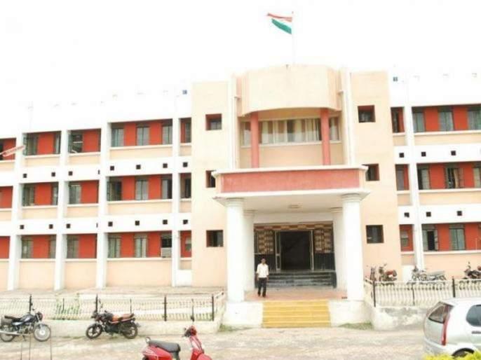 Washim Zilla Parishad: Thackeray of NCP as President, Congress Gabhane as Vice President   वाशिमजिल्हा परिषद:अध्यक्षपदी राष्ट्रवादीचे ठाकरे, तर उपाध्यक्षपदी काँग्रेसचे गाभणे