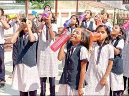 Meeting of the Education Committee: Water bell concept in Zilla Parishad schools | शिक्षण समितीची सभा : जिल्हा परिषद शाळांमध्ये वॉटर बेलसंकल्पना