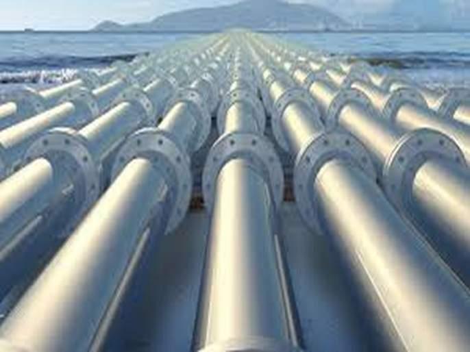 Water supply through new water channel | जळगाव औद्योगिक वसाहतीला रविवारपासून नवीन जलवाहिनीद्वारे पाणीपुरवठा