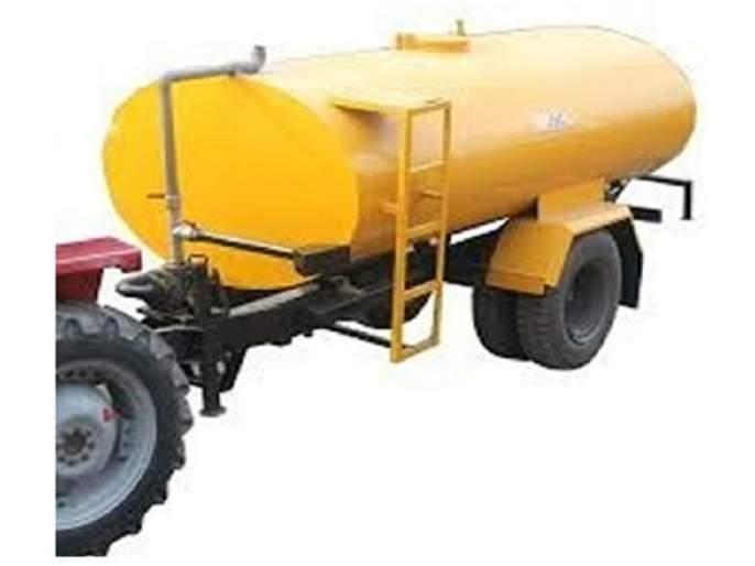 Impact of Lokmat: Action will be taken on tractors connected with water tankers | प्रभाव लोकमतचा : पाण्याचे टँकर जोडलेल्या ट्रॅक्टरवर होणार कारवाई