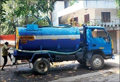 500 liters of water in rural areas in three and a half times   ग्रामीण भागात ५०० लीटर पाणी साडेतीनशे रुपयांत