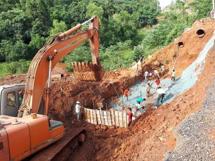 Water supply will be restored on Monday: CM | सोमवारी पाणी पुरवठा पूर्ववत होईल : मुख्यमंत्री