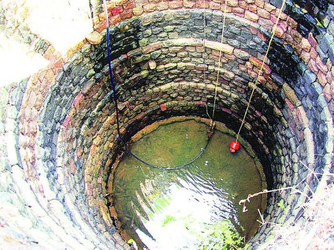 Water scarcity in Washim District   पाणीटंचाईतहोरपळतोय निम्मा वाशिम जिल्हा