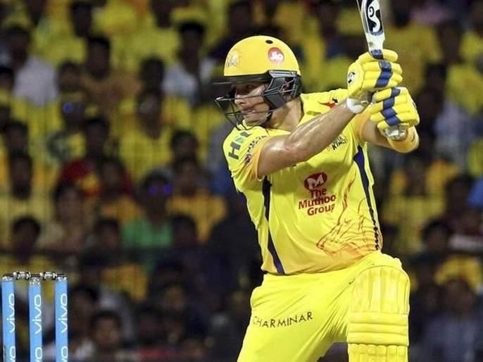 IPL 2019 CSK vs SRH live update : वॉटसनची दमदार खेळी; चेन्नई विजयी | IPL 2019 CSK vs SRH live update : वॉटसनची दमदार खेळी; चेन्नई विजयी
