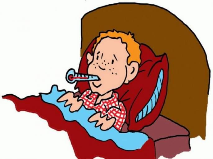 flu increased in the pimpri chinchwad city | उद्योगनगरी तापाने फणफणली