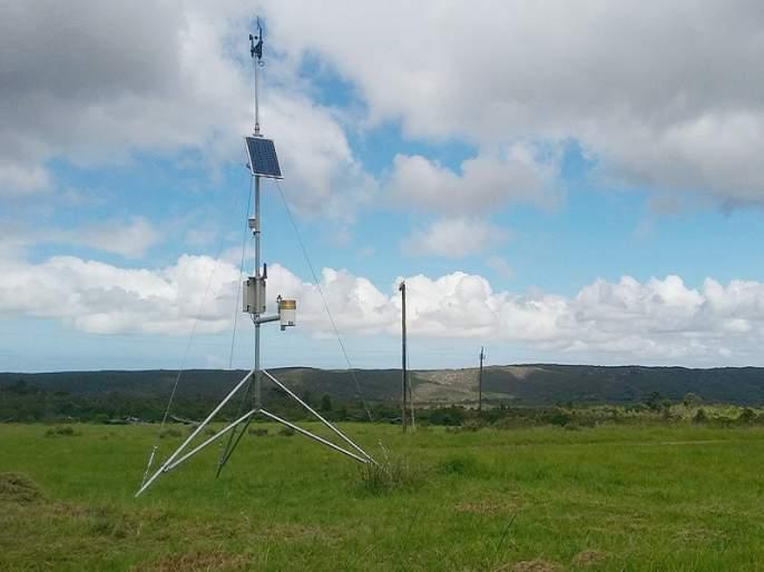 Automated weather stations are ineffective; Impact on weather statistics | स्वयंचलित हवामान केंद्रच कुचकामी; हवामानाच्या आकडेवारीवर होतोय परिणाम