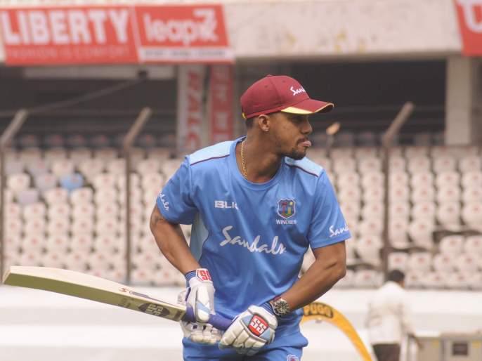 West Indies squad begins to practice; What Indian players are doing | Ind vs Wi : वेस्ट इंडिजचा संघ सरावाला लागला; भारताचे खेळाडू करतायत तरी काय...