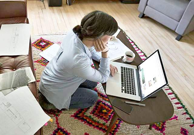 coronavirus: how to deal with work from home? | coronavirus : work from homeनेचिडचिडला आहात ? कामसंपतच नाही ?- हे घ्या उपाय