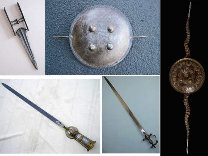'Panchahyatri' Mavale; 'This was' the five principal weapons of Shiva's army | 'पंचहत्यारी' मावळे; 'ही' होती शिवरायांच्या सैन्यातील पाच प्रमुख शस्त्रं