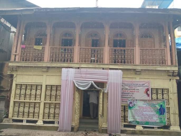 Theft in the Jain temple in Panvel | पनवेल मधील जैन मंदिरात चोरी