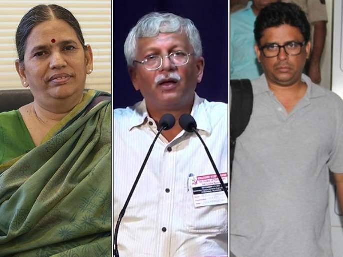 Bhima Koregaon Violence Case: Sudha Bhardwaj, Vernon Gonsalves, Arun Ferreira may be arrested | Koregaon - Bhima : सुधा भारद्वाज, वर्नोन गोन्साल्वीस, अरूण फरेरा यांना होऊ शकते अटक