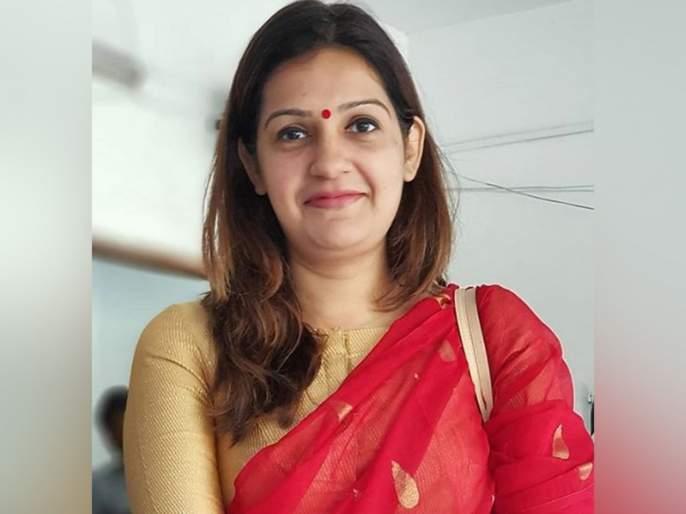 Priyanka Chaturvedi Quits Congress After Public Spat With Party   काँग्रेसच्या प्रवक्त्या प्रियंका चतुर्वेदी यांचा राजीनामा