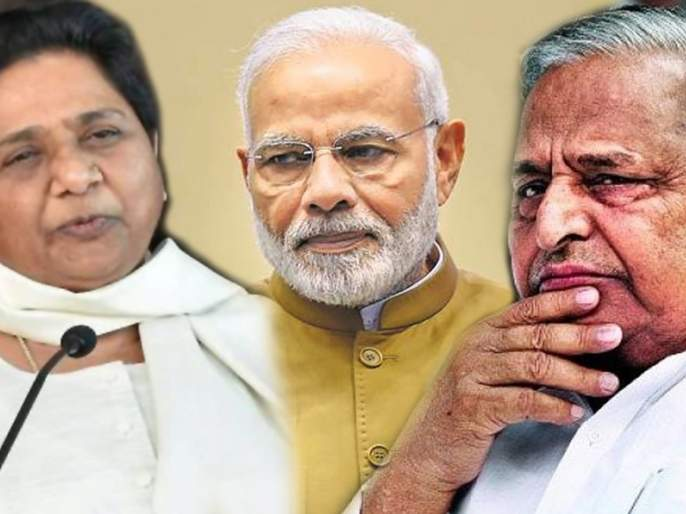 Mulayam Singh is trueleader of backoword cast, not a modi says Mayawati | मुलायम हे खरे जन्मजात मागासवर्गीय नेते, मोदींसारखे खोटे नाही - मायावती