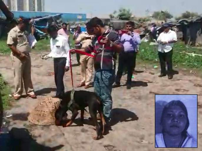 Shocking Husband murdered wife's throat cut and murdered | धक्कादायक! पतीने केली पत्नीची गळाचिरून हत्या