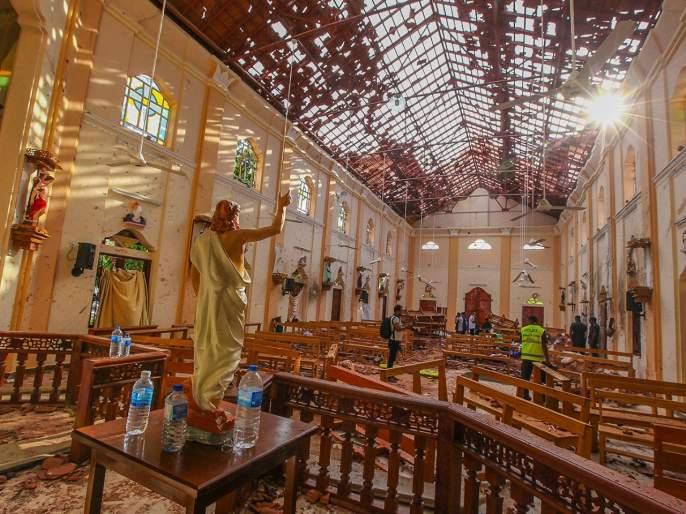 Sri Lanka bomb blasts HD Kumaraswamy: EAM Sushma Swaraj has confirmed death of 2 Kannadigas | Sri Lanka bomb blasts : कर्नाटकातील 5 पर्यटक श्रीलंकेत बेपत्ता, 2 जणांचा मृत्यू