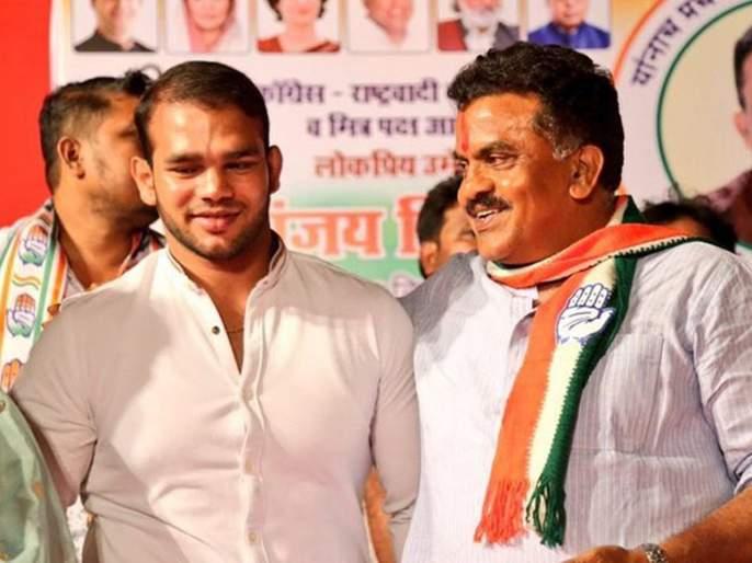 Suspension of wrestler and ACP Narsingh Yadav | कुस्तीपटू आणि पोलीस अधिकारी नरसिंग यादव यांचे निलंबन