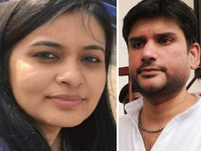 delhi rohit shekhar tiwari murder accused wife apoorva cause police | पती-पत्नी अन् 'ती'च्या भानगडीत गेला रोहित शेखरचा जीव
