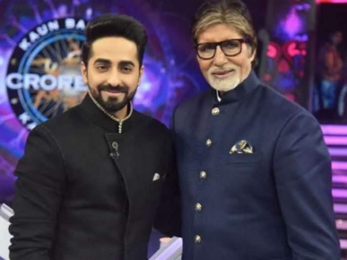Amitabh bachchan ayushmann khurana to team up for sujit sarkar film gulabo sitabo | अमिताभ बच्चन आणि आयुषमानच्या फॅन्ससाठी खूशखबर, पहिल्यांदा शेअर करणार स्क्रिन