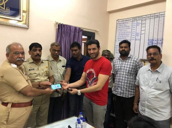 Actor Guruprit Singh's mobile traced by police | अभिनेता गुरूप्रित सिंहचा मोबाइल पोलिसांनी काढला शोधून