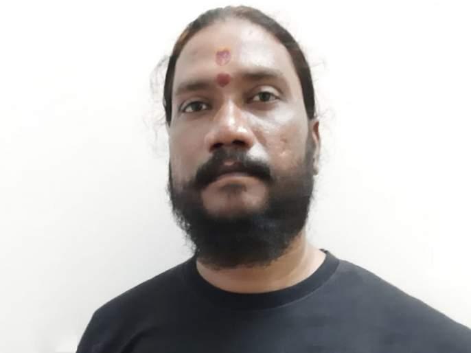 Arrested criminals who threaten to kill him after demanding extortion amount | खंडणी मागून जीवे मारण्याची धमकी देणाऱ्या सराईत गुन्हेगारास अटक