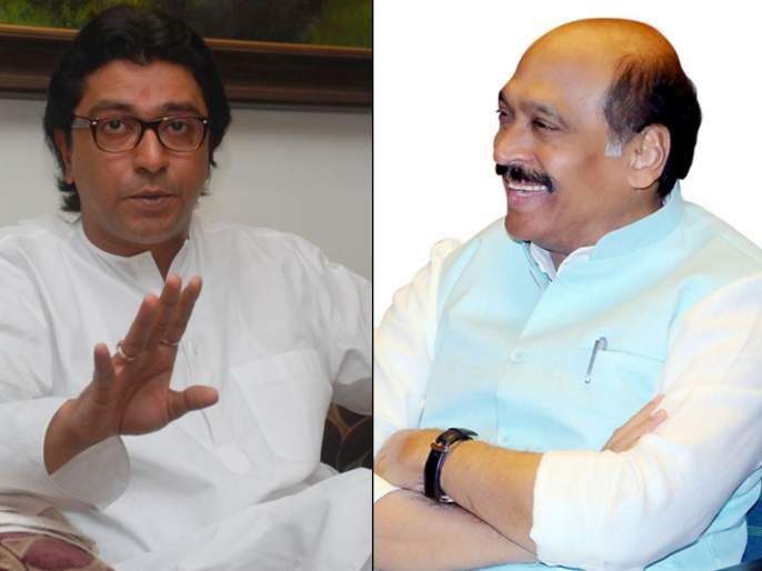 Congress Manikrao Thakare meet Raj Thackeray on Krushnakunj | काँग्रेसचे माणिकराव ठाकरे 'राज' गडावर; आघाडीसाठी प्रयत्नशील?