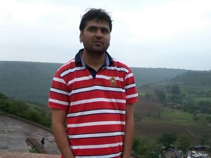 BJP MLA's son arrested for threatening congress leader | धमकाविल्याप्रकरणी भाजपा आमदाराच्या मुलाला अटक